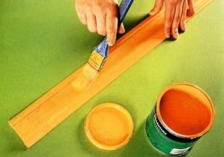 Market research of paints and varnishes for furniture and wooden doors